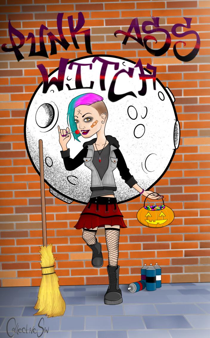 Punk Ass Witch