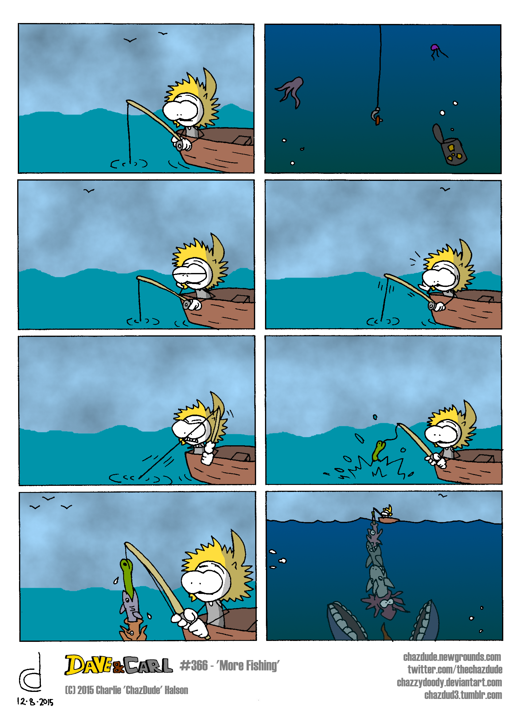 More Fishing
