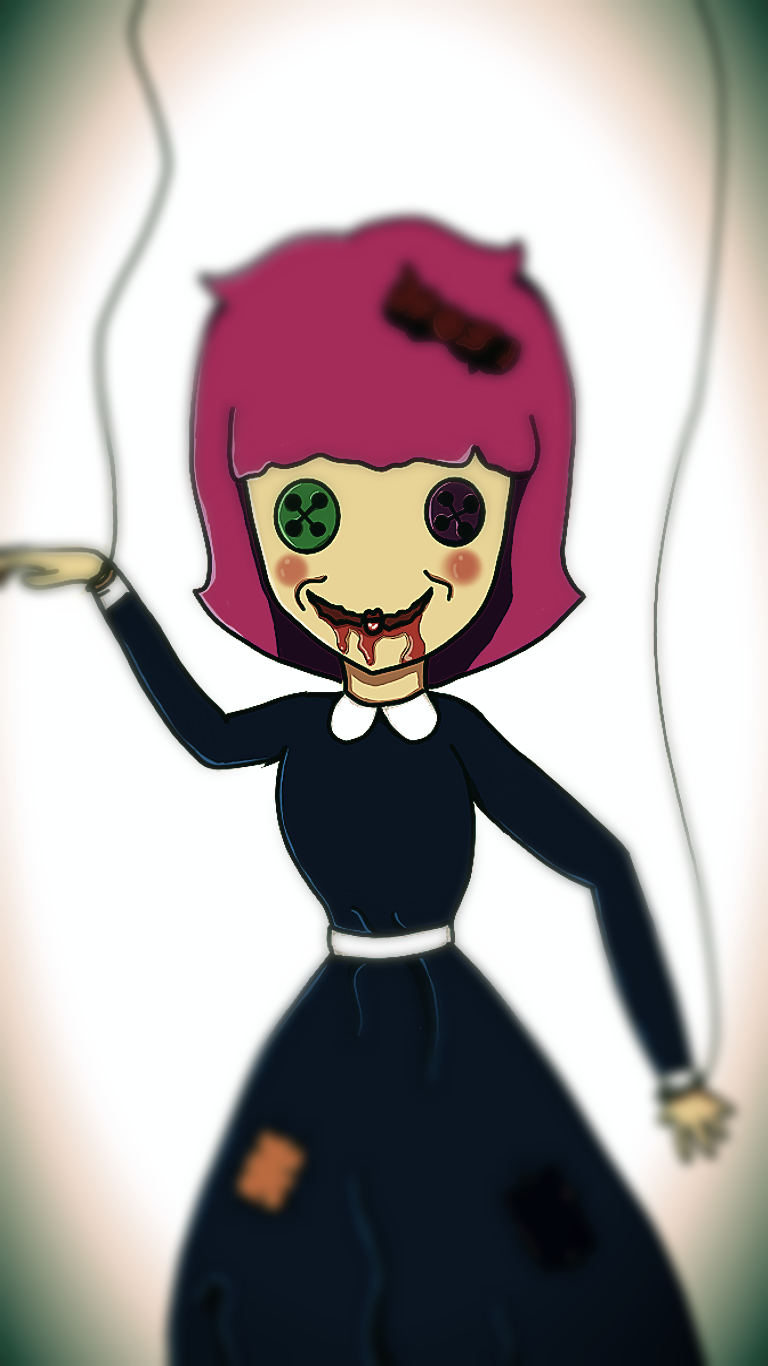 Chelsea Smile Puppet