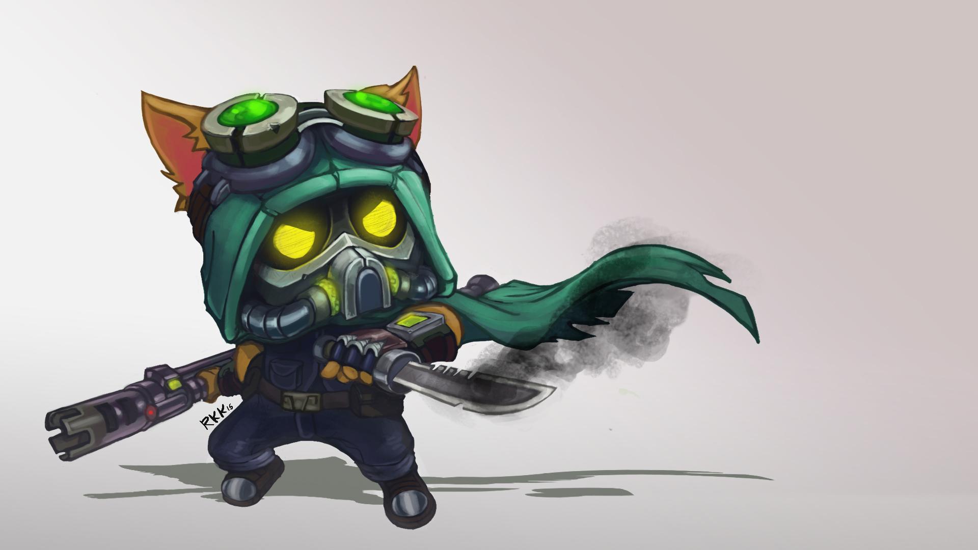 Teemo- Omega Squad
