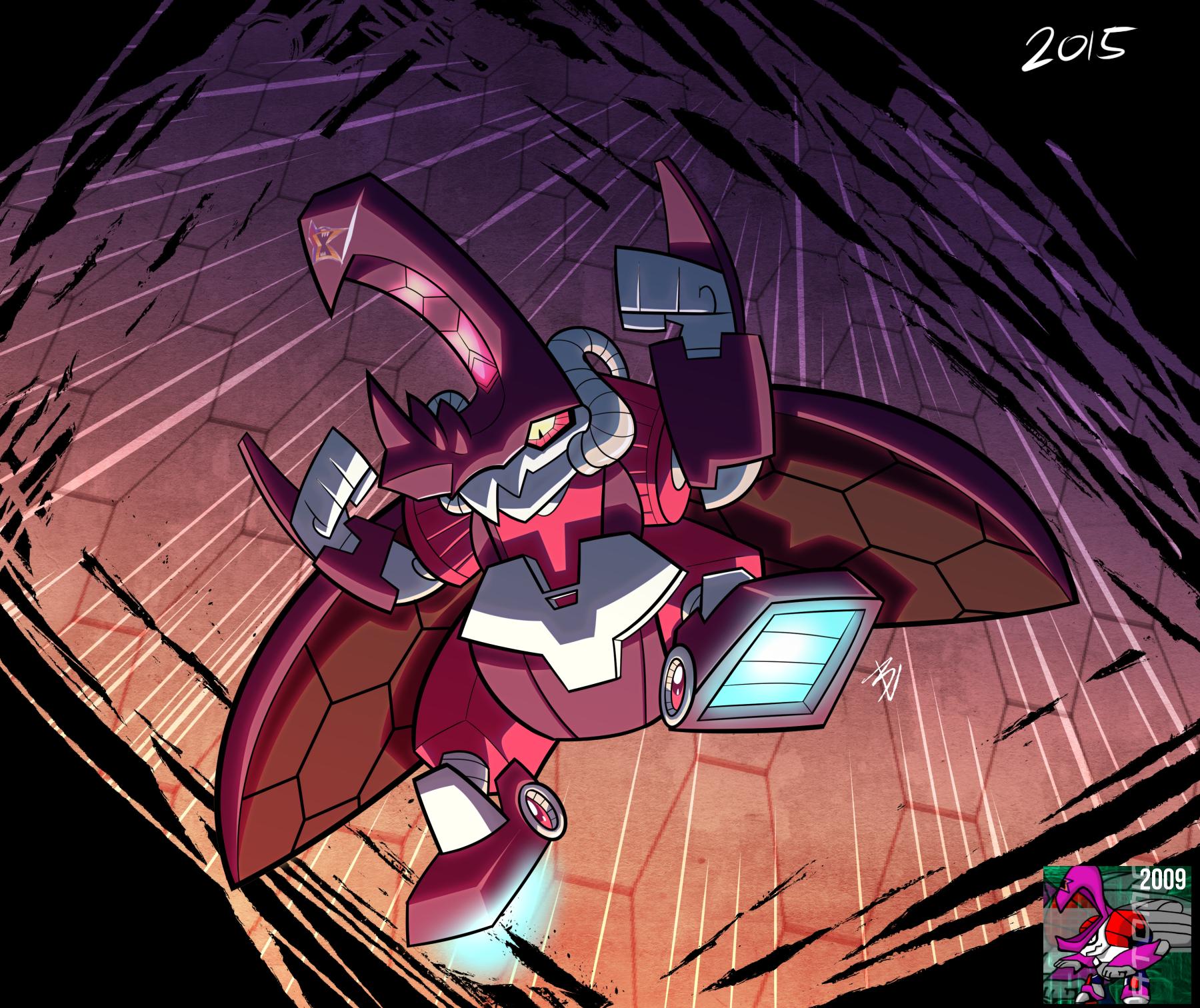 Atomic Beetle