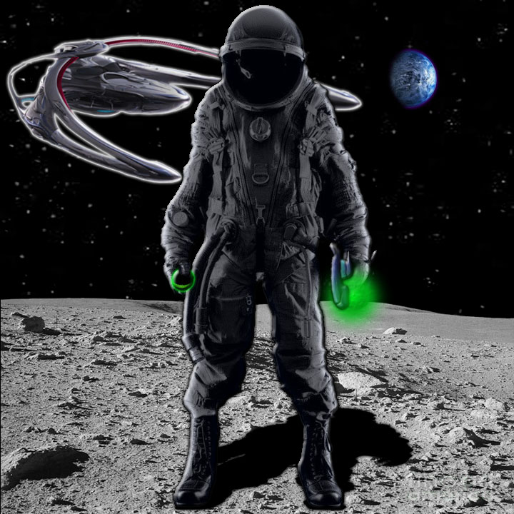 Allen, The Space Hero