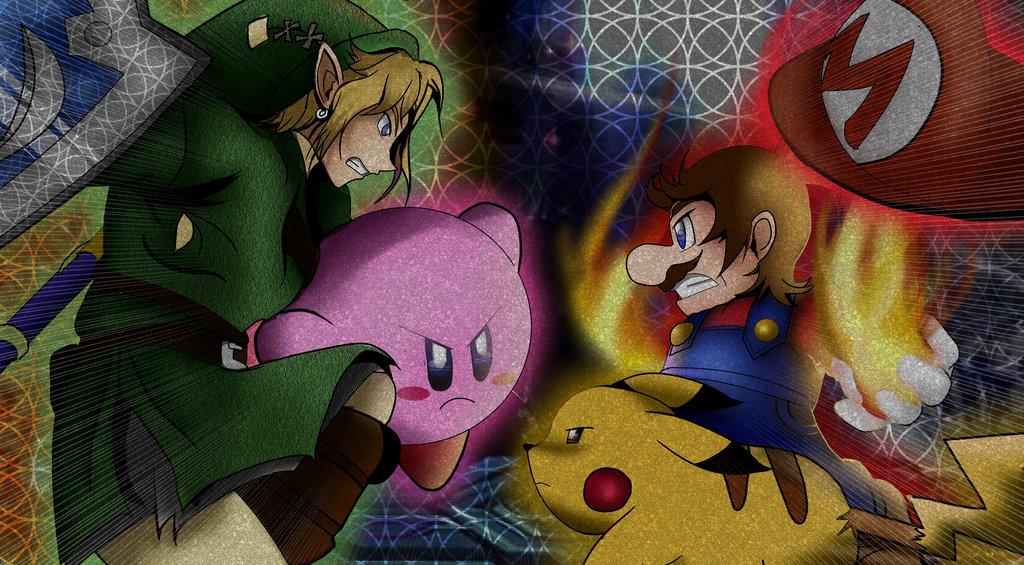Super Smash Beatdown