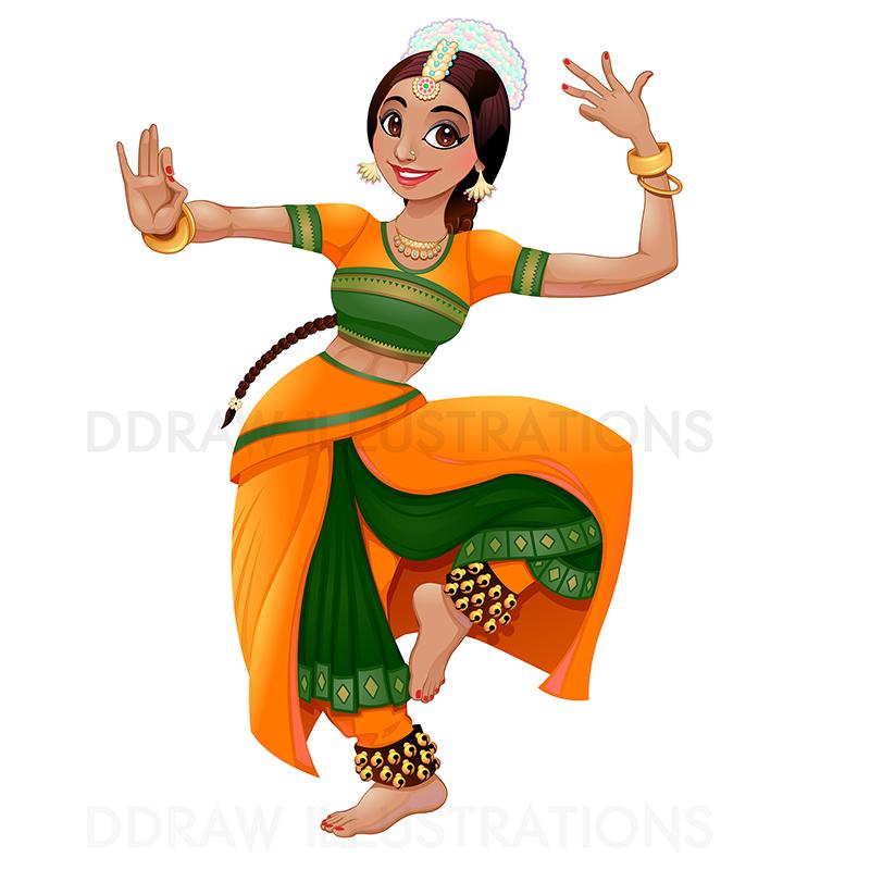 Indian dancer #2