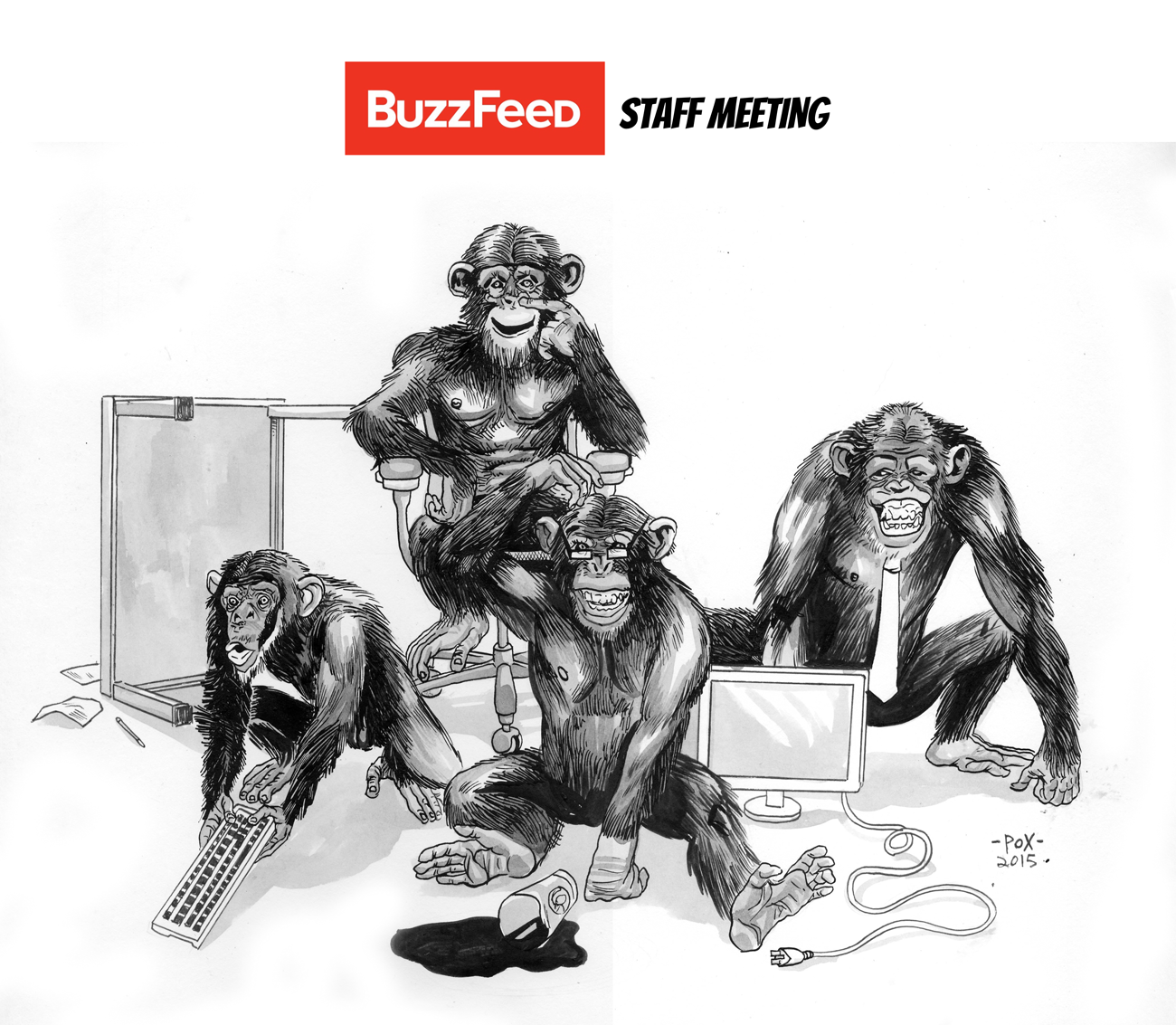Buzzfeed Office