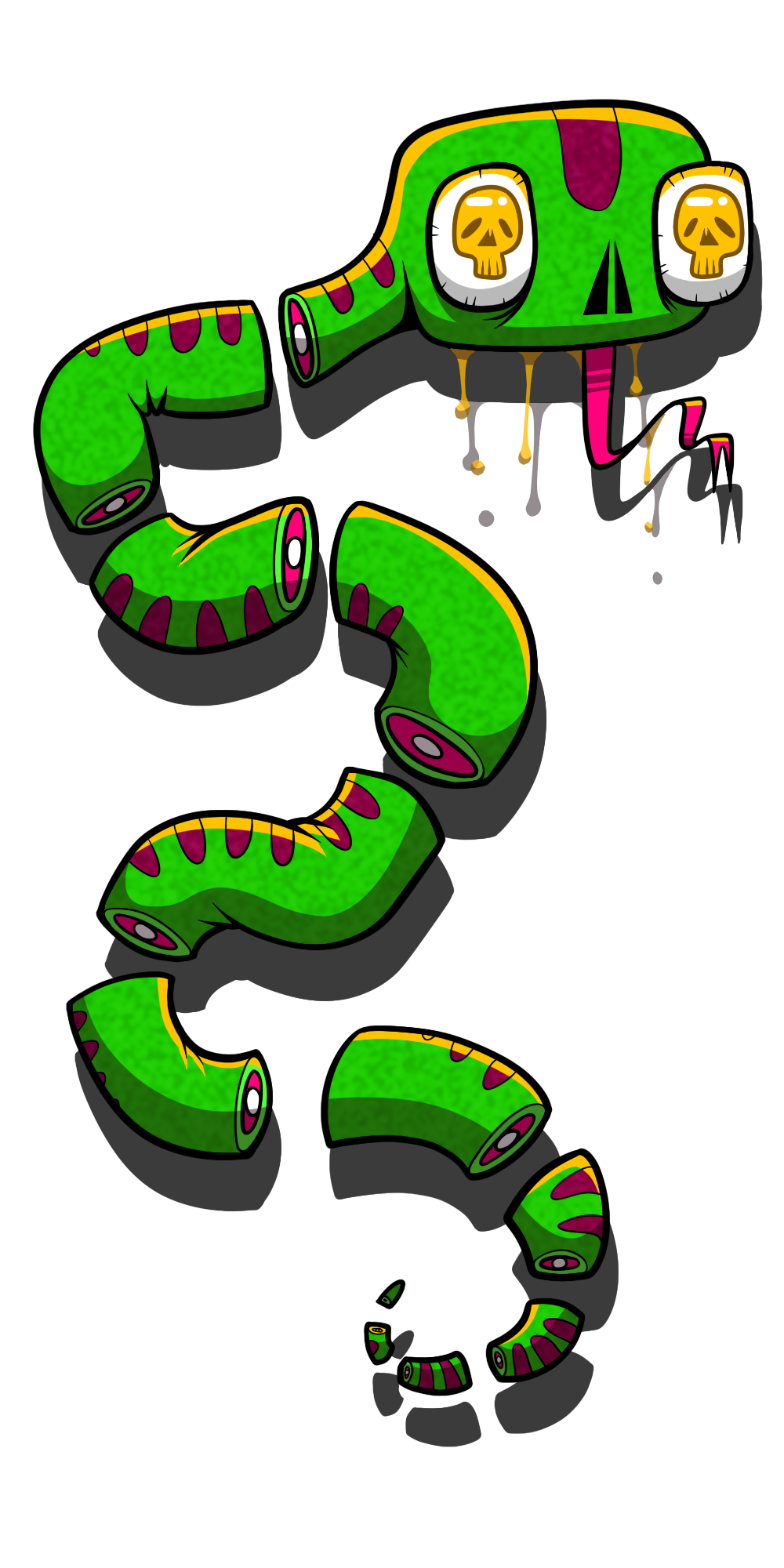 Chop Snake