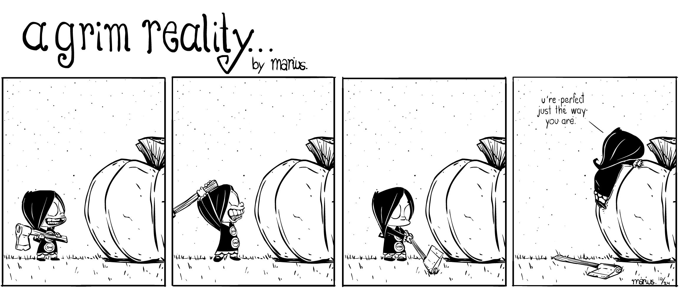 """a grim reality..."" 10-24"
