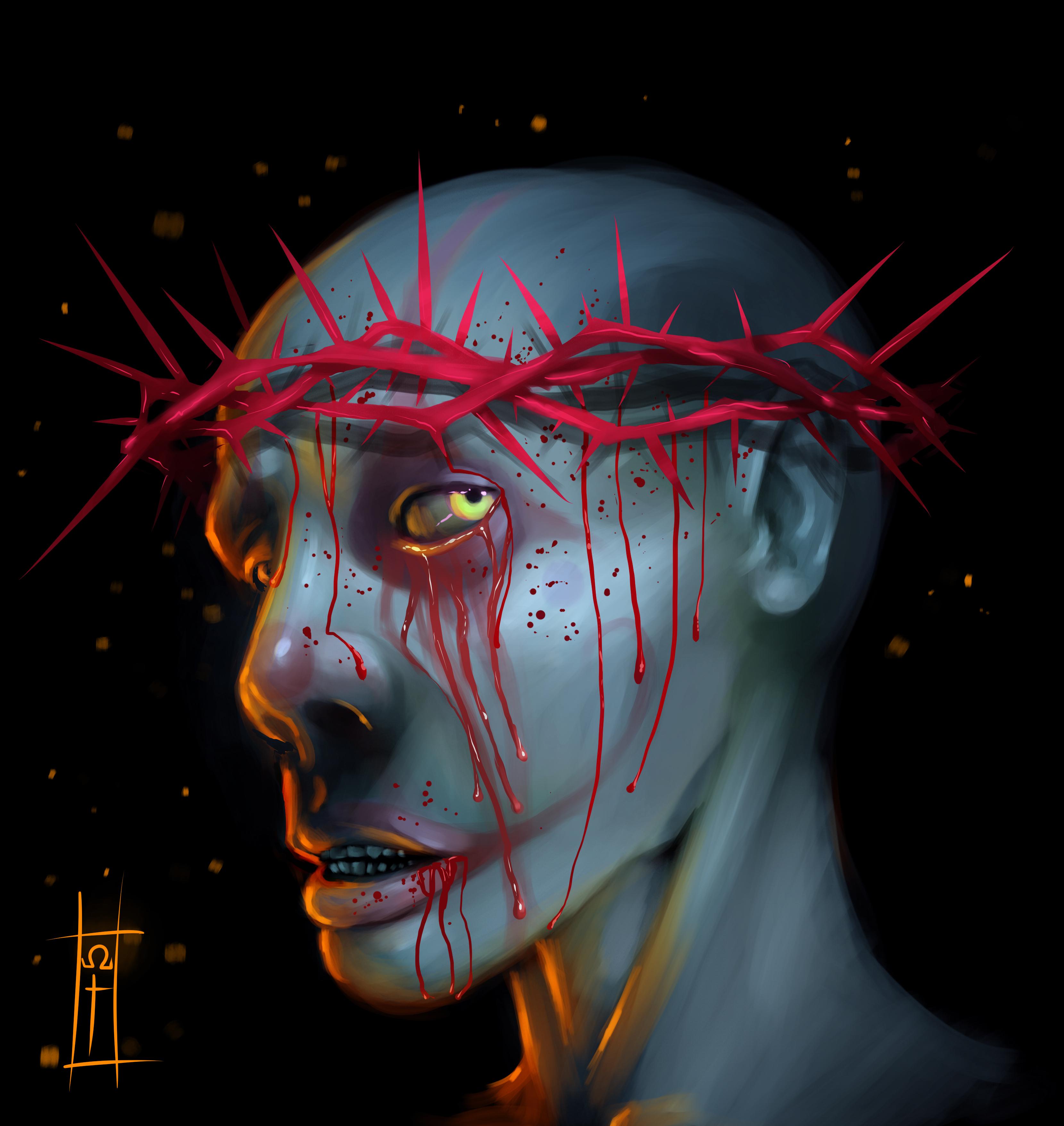 Clown Crucifixion