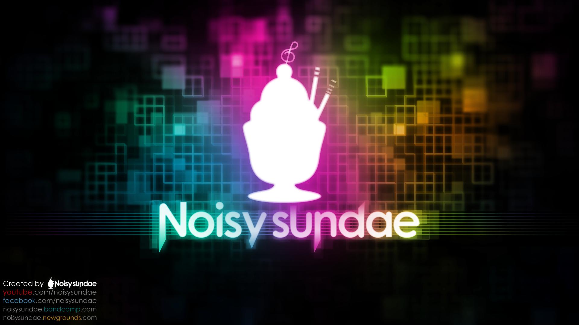 Noisysundae wallpaper - default