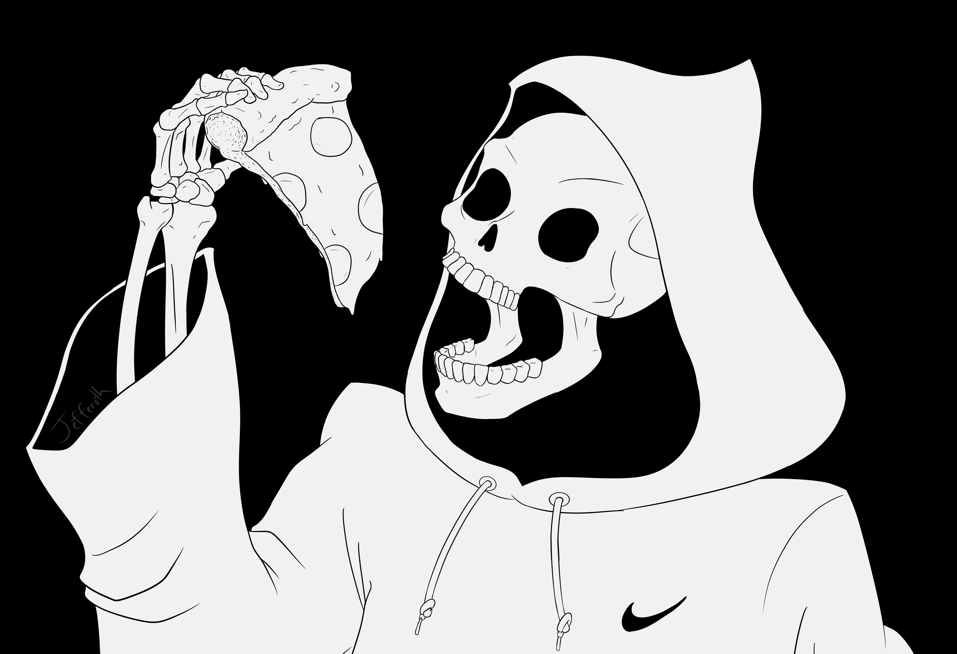 Pizza for Skulls