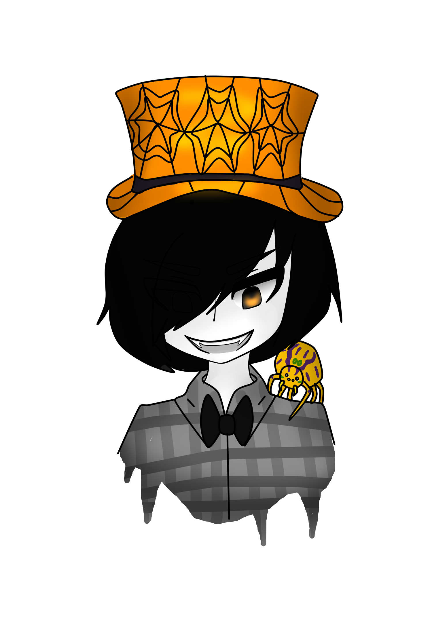Spook man