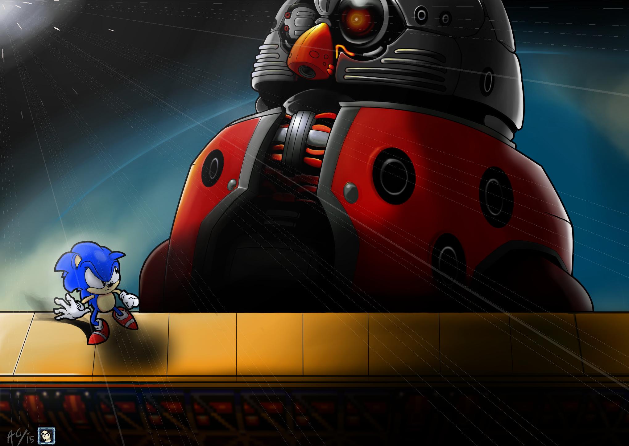 Sonic 3 - The Death Egg Robo