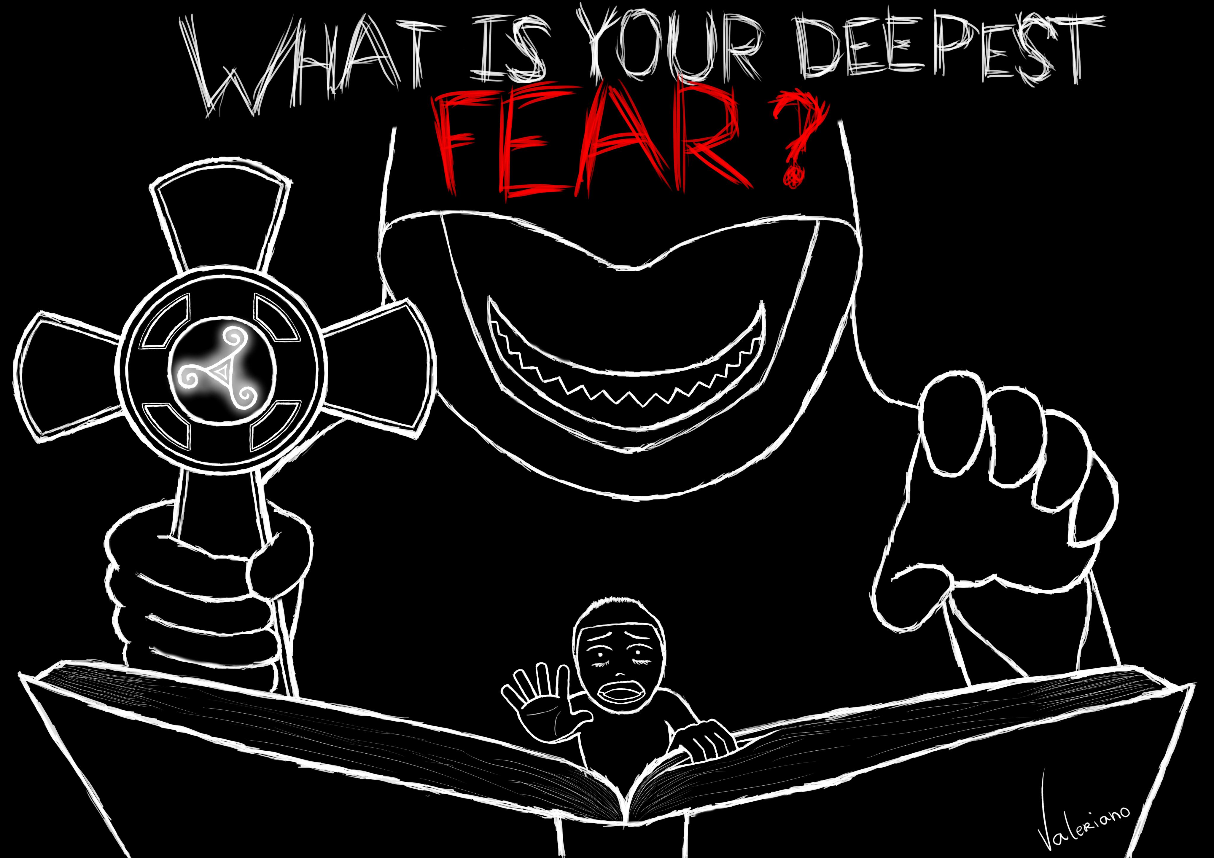 Deepest Fear - Return of TGEOP (Teaser)