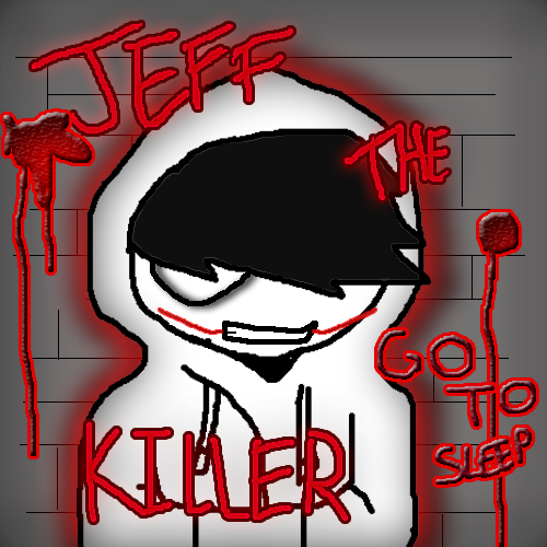 Jeff The Killer Animated