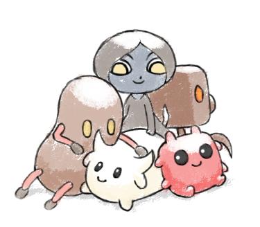 Cutie Pile
