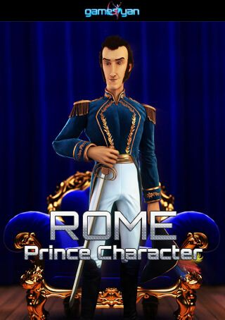 Pre Production Prince Game Character Modeling