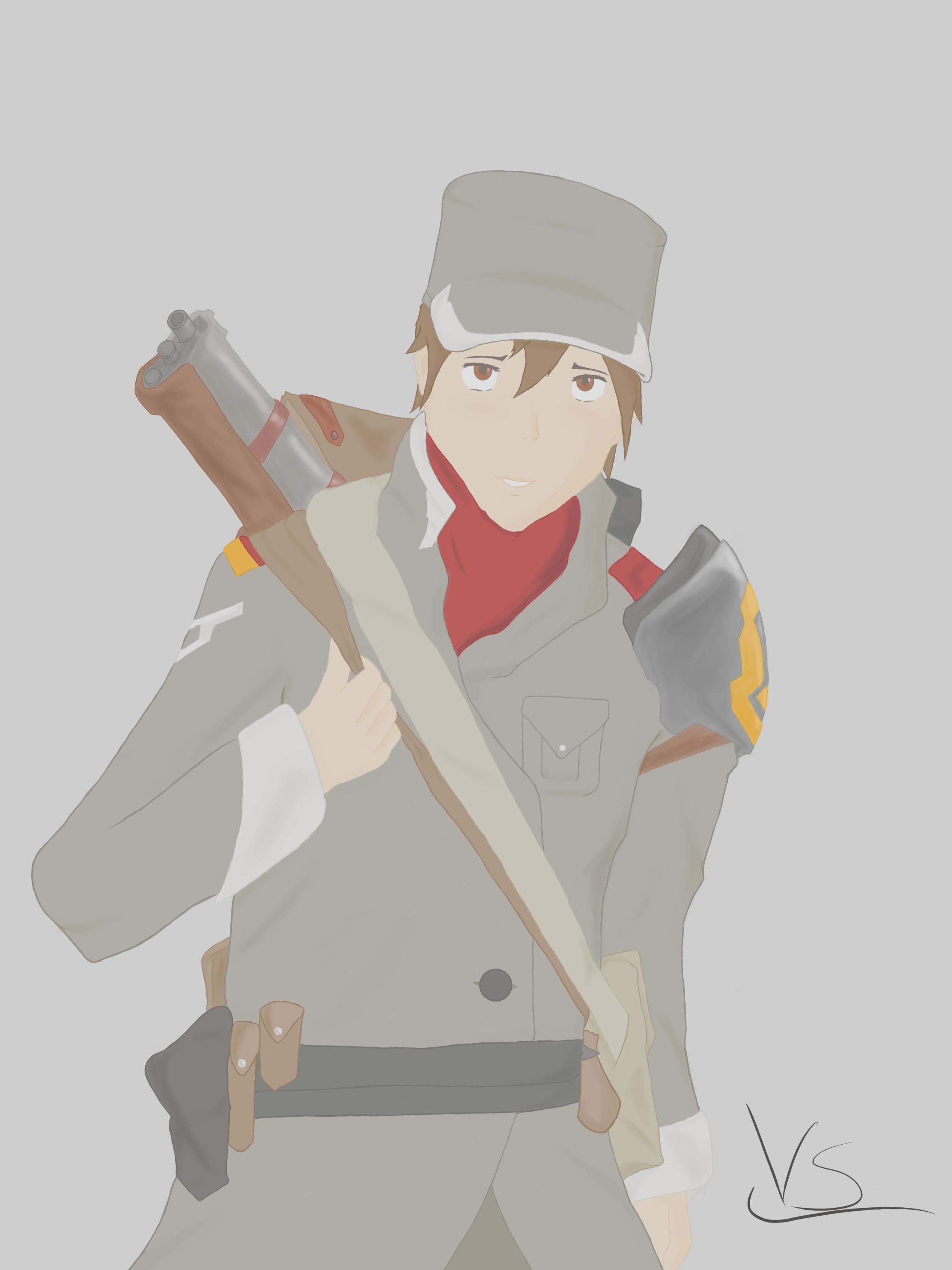 Little Soldier Boy