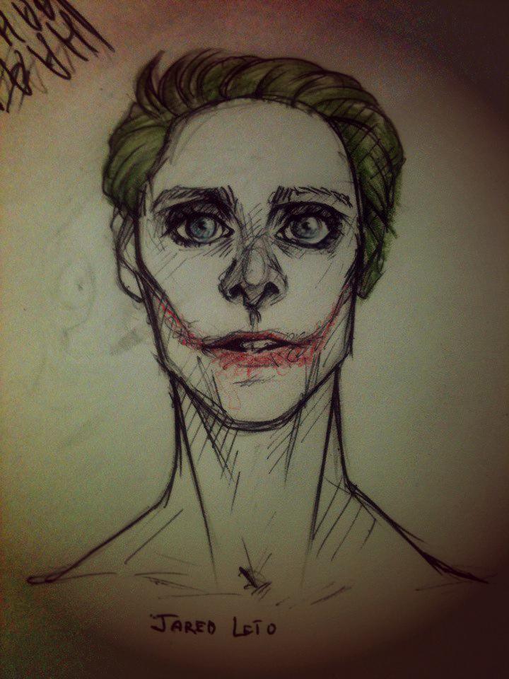 Jared Leto|Joker