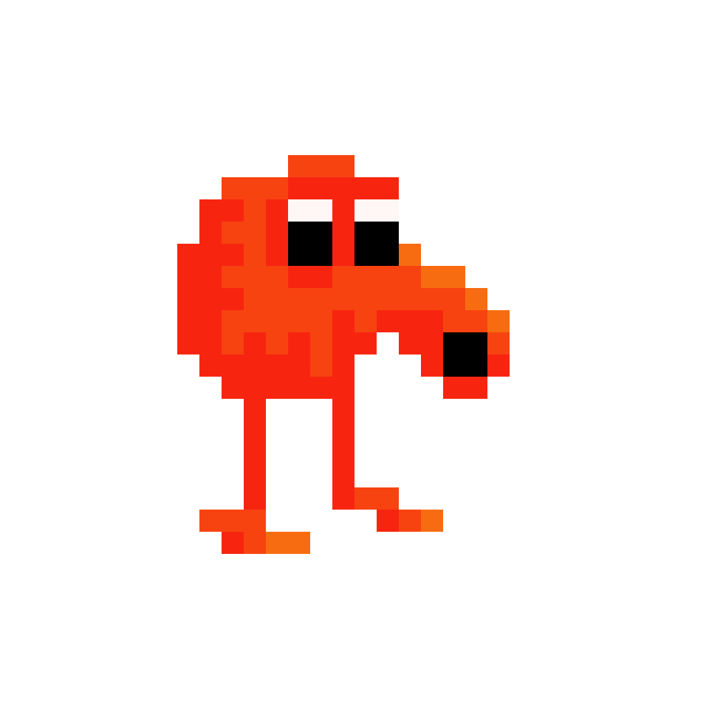 8-bit Q*bert by SnowyPuzzle on Newgrounds