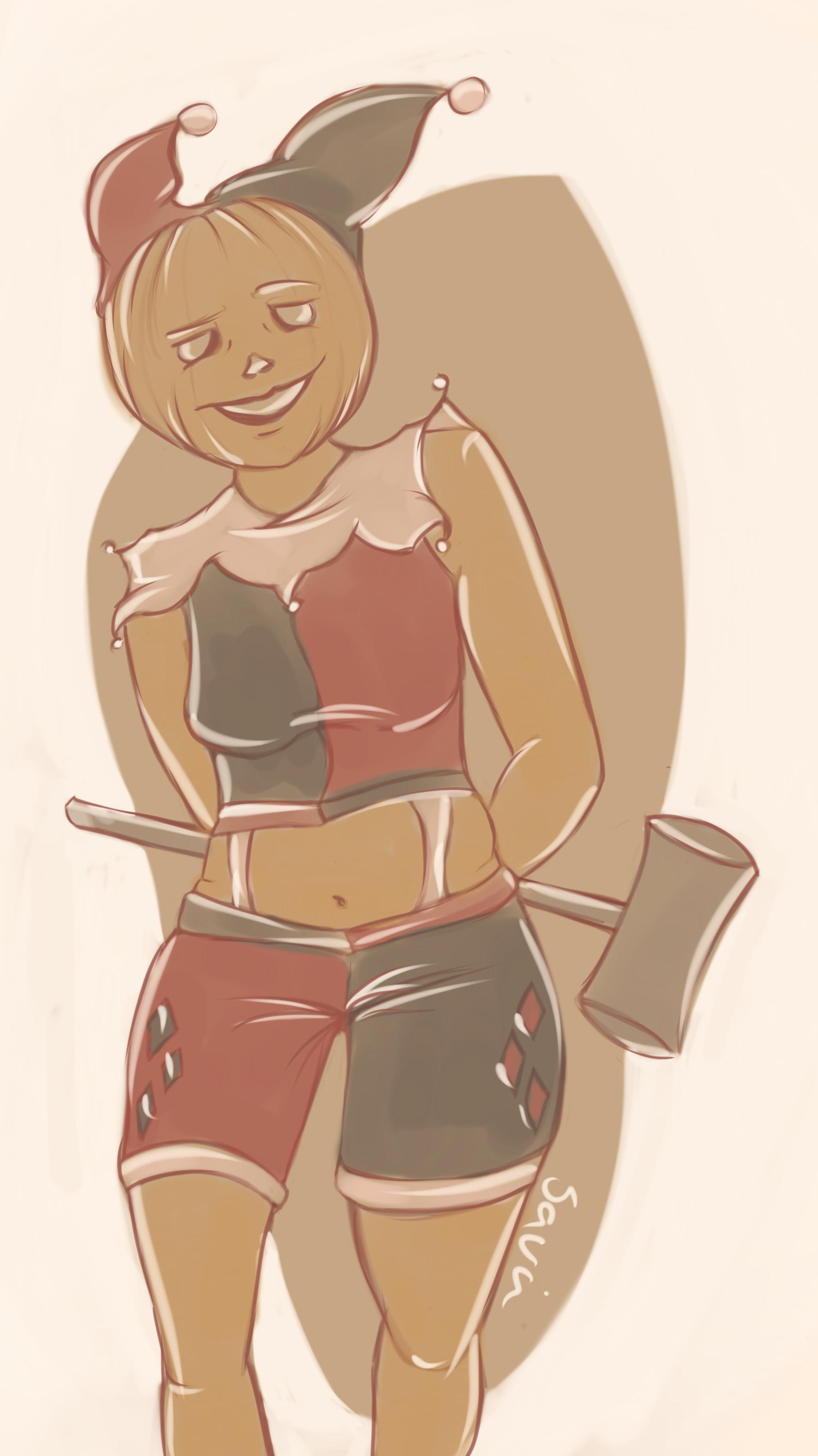 Haley, the pumpking