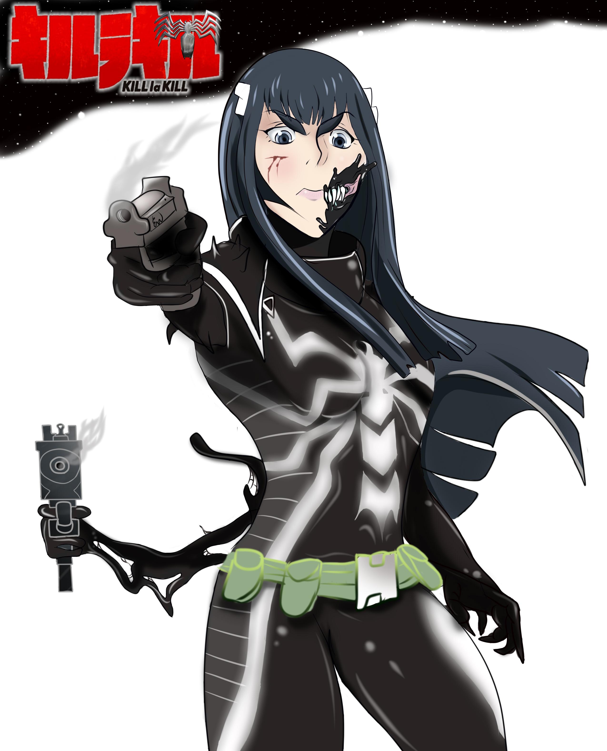 Agent venom satsuki