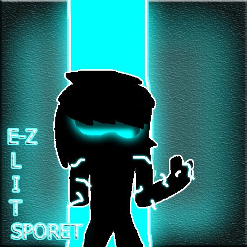 Elite E-Z Sporet Azul/Blue