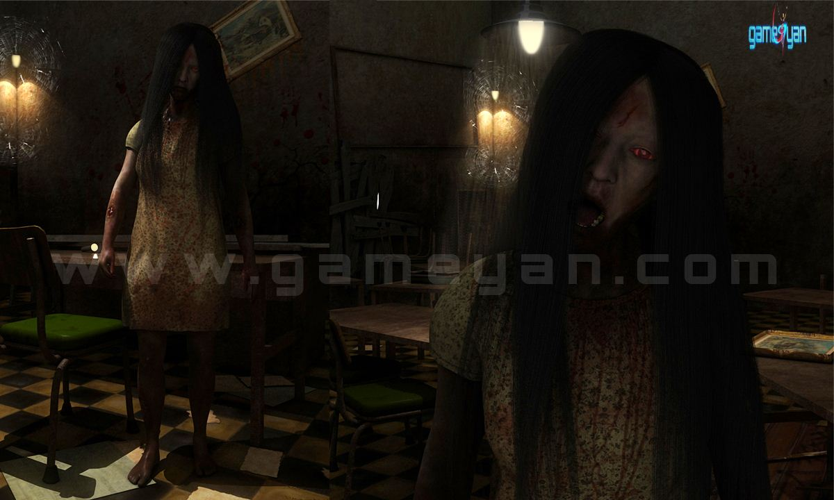 Horror Movie Character Animation