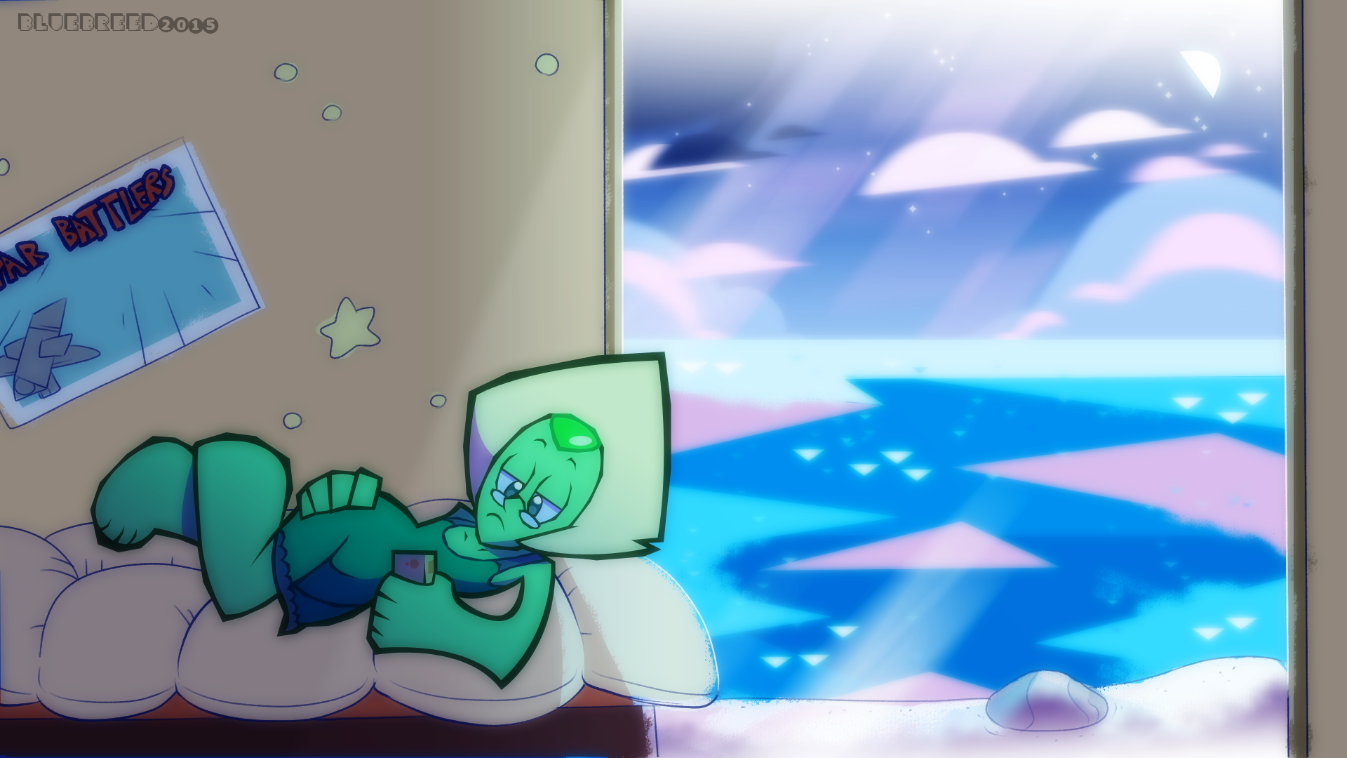 Peridot Lounge Wallpaper 1920x1080 By Bluebreed On