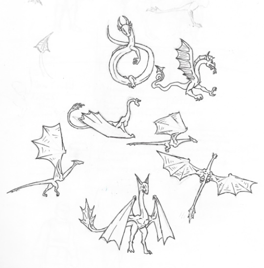 Some General Dragons