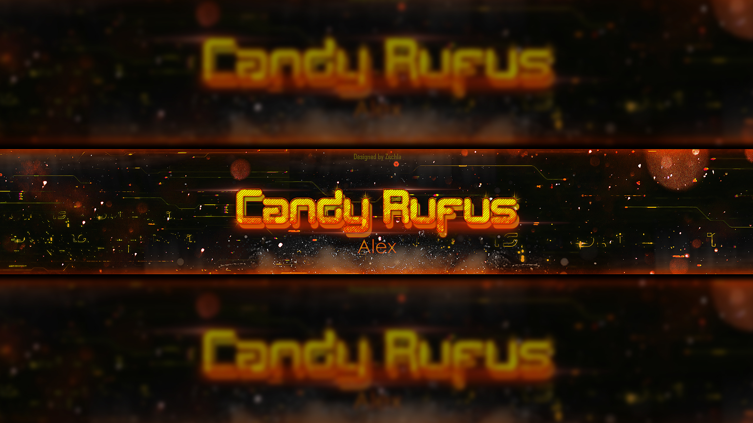 CandyRufus Banner