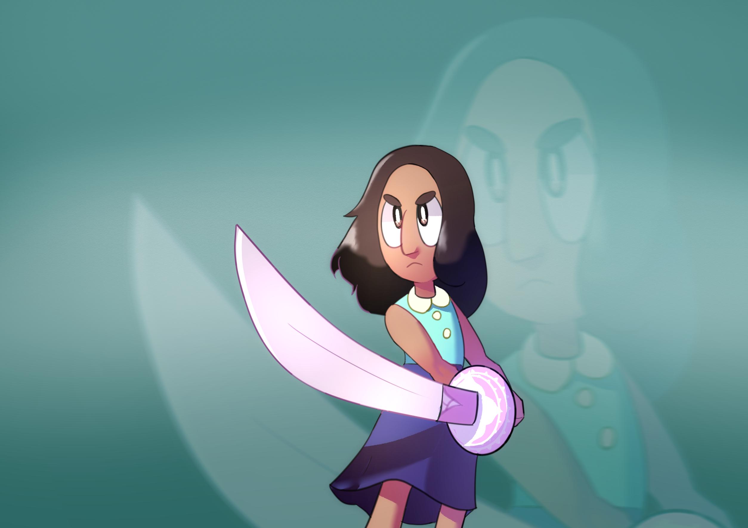Connie - Steven Universe