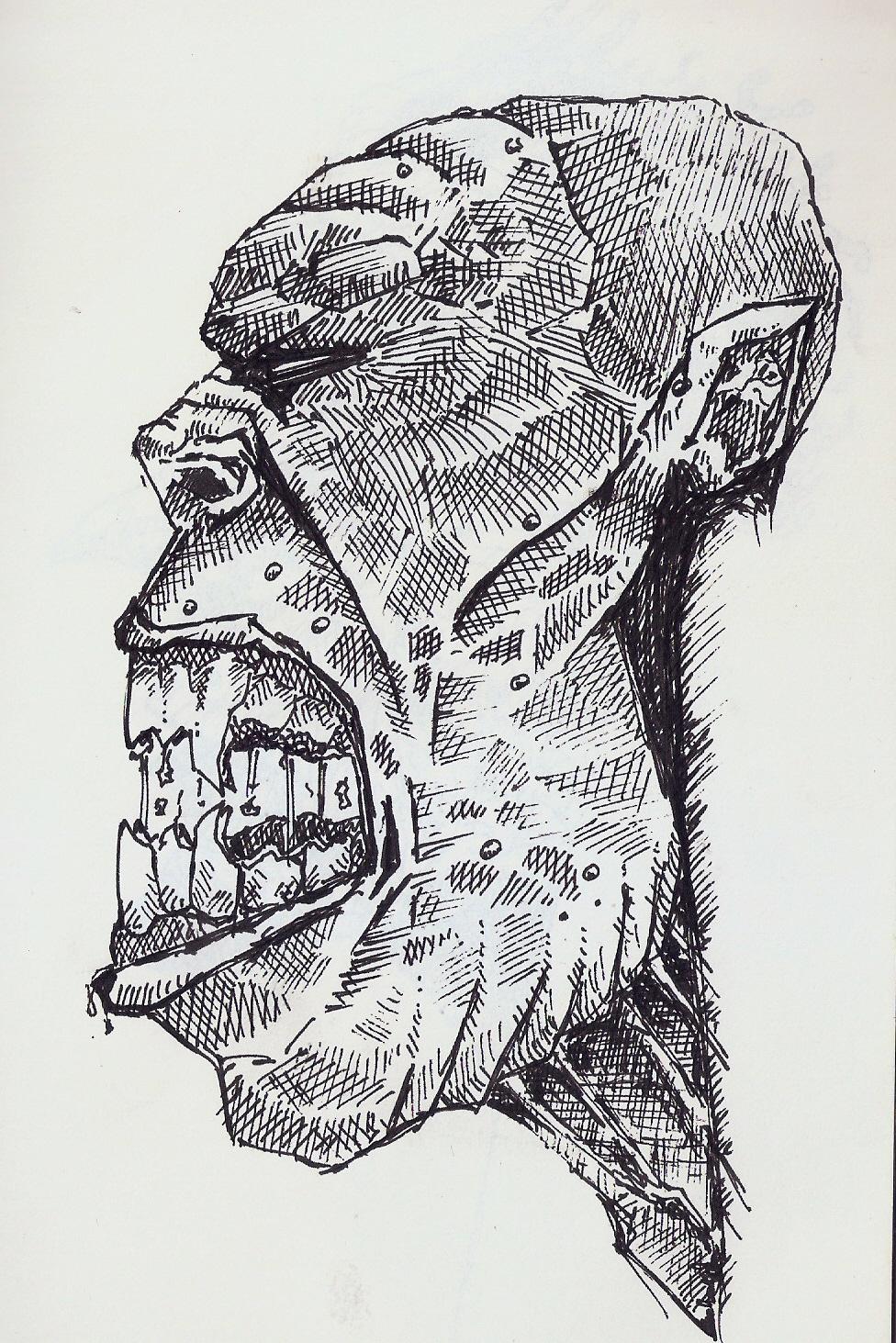 cofee shiop doodle 3