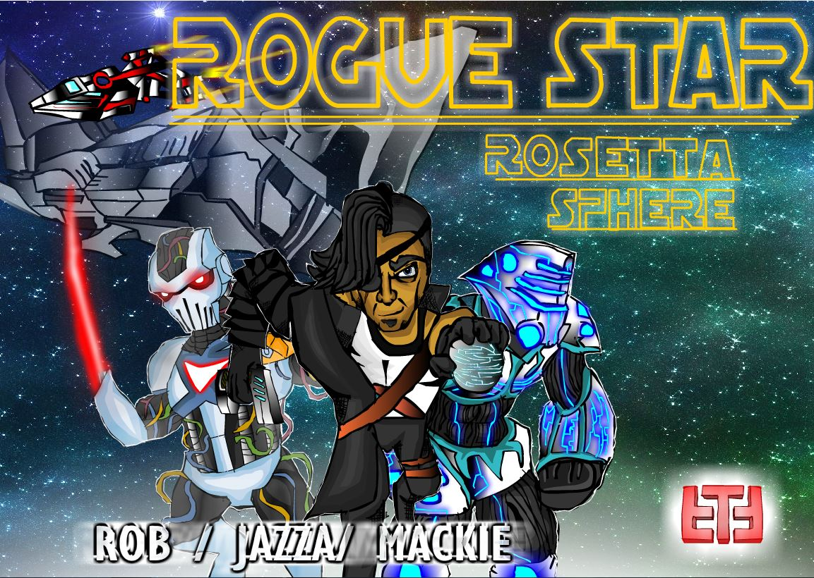 ROGUE STAR - chalenge of the month