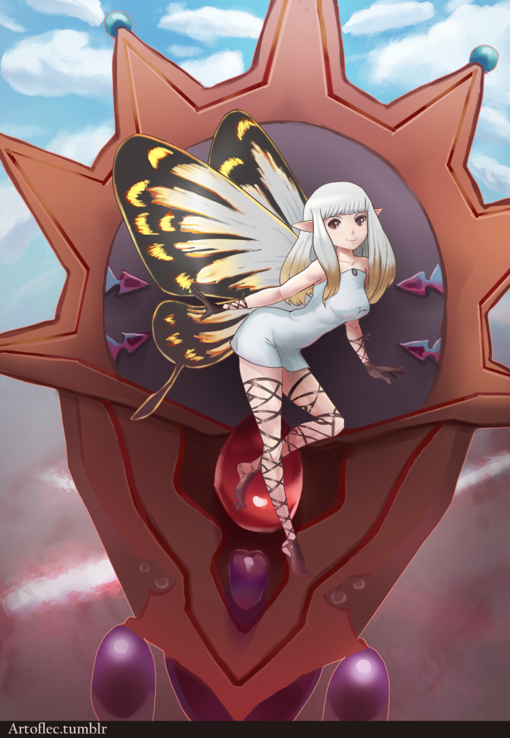 Where the Fairy Flies