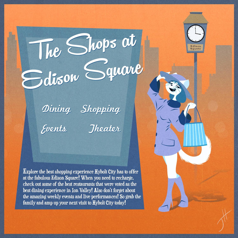The Shops at Edison Square