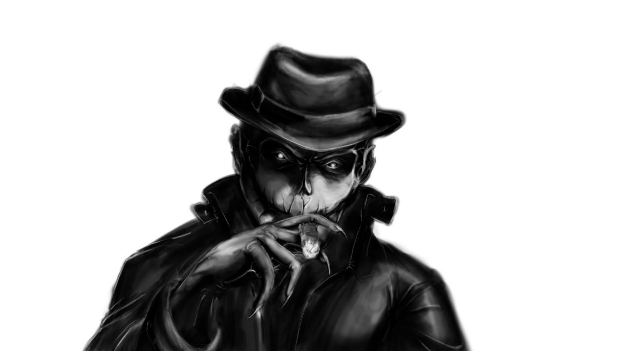 deamon smokes