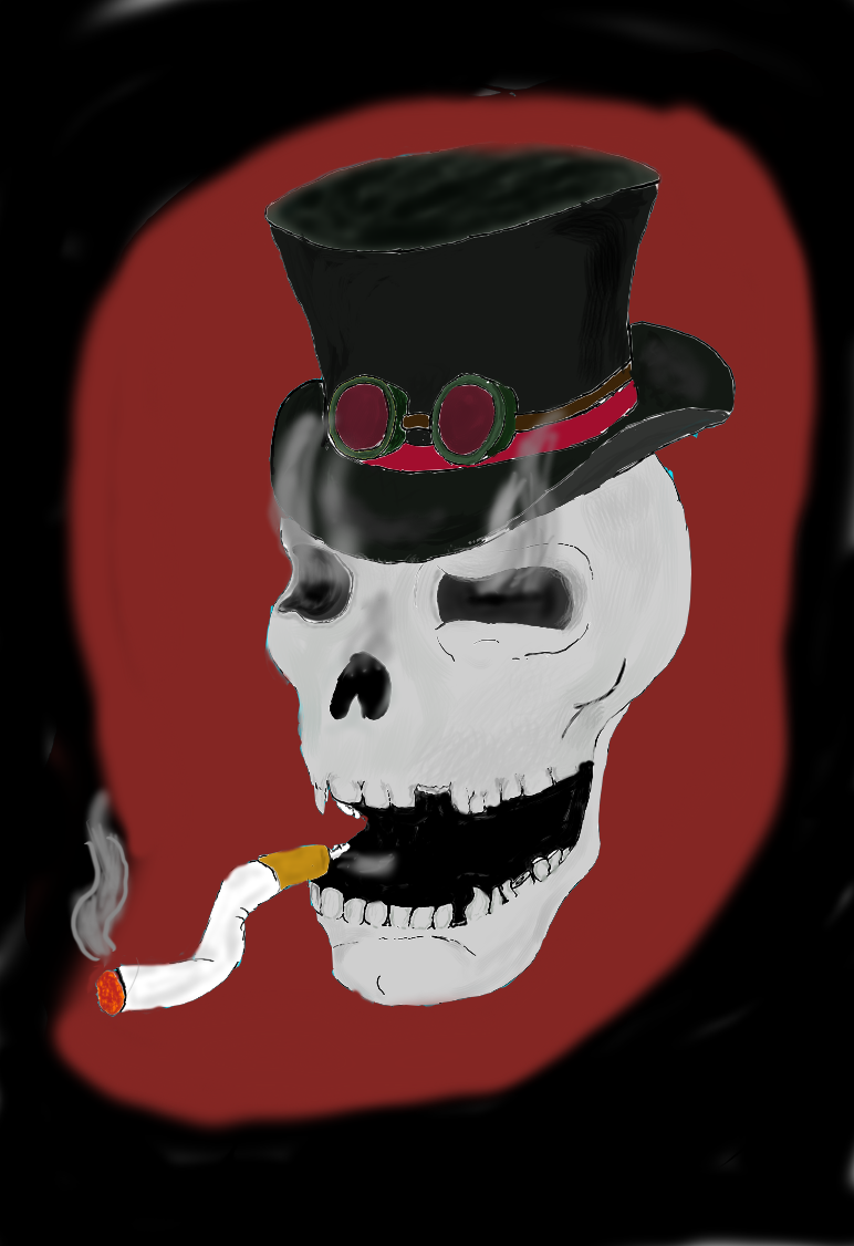 Classy Smoking S.K.ull