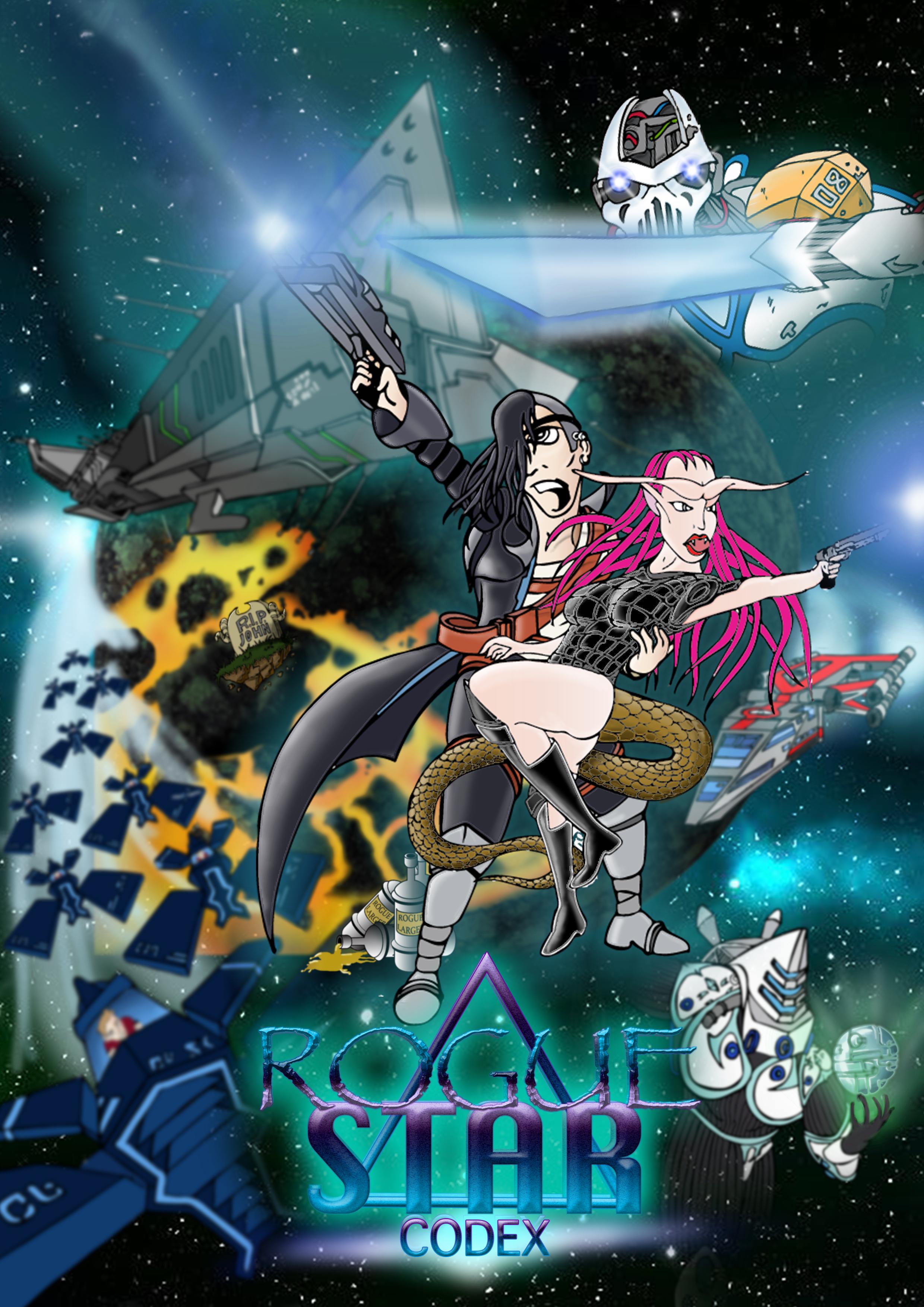 Rogue Star: Codex