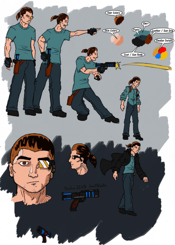 Character Sheet: D.I. ... Something