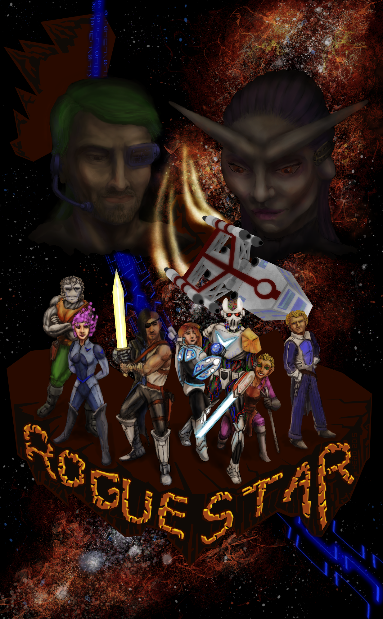 Rogue Star Contest Entry 2015