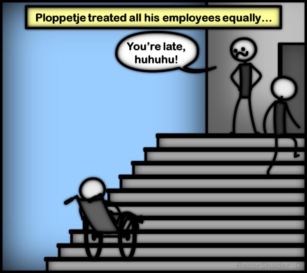Ploppetje - Equal treatment