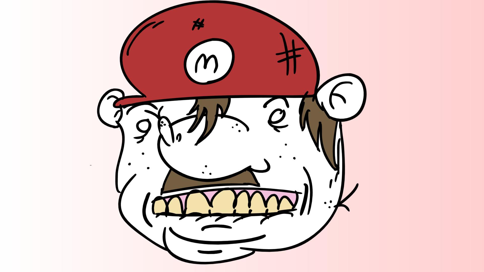 New York Sewer Rat Mario