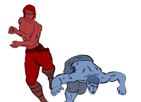 fightscene