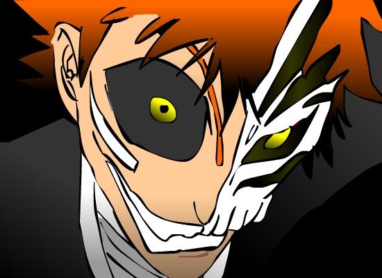 Crazed Hollow Ichigo