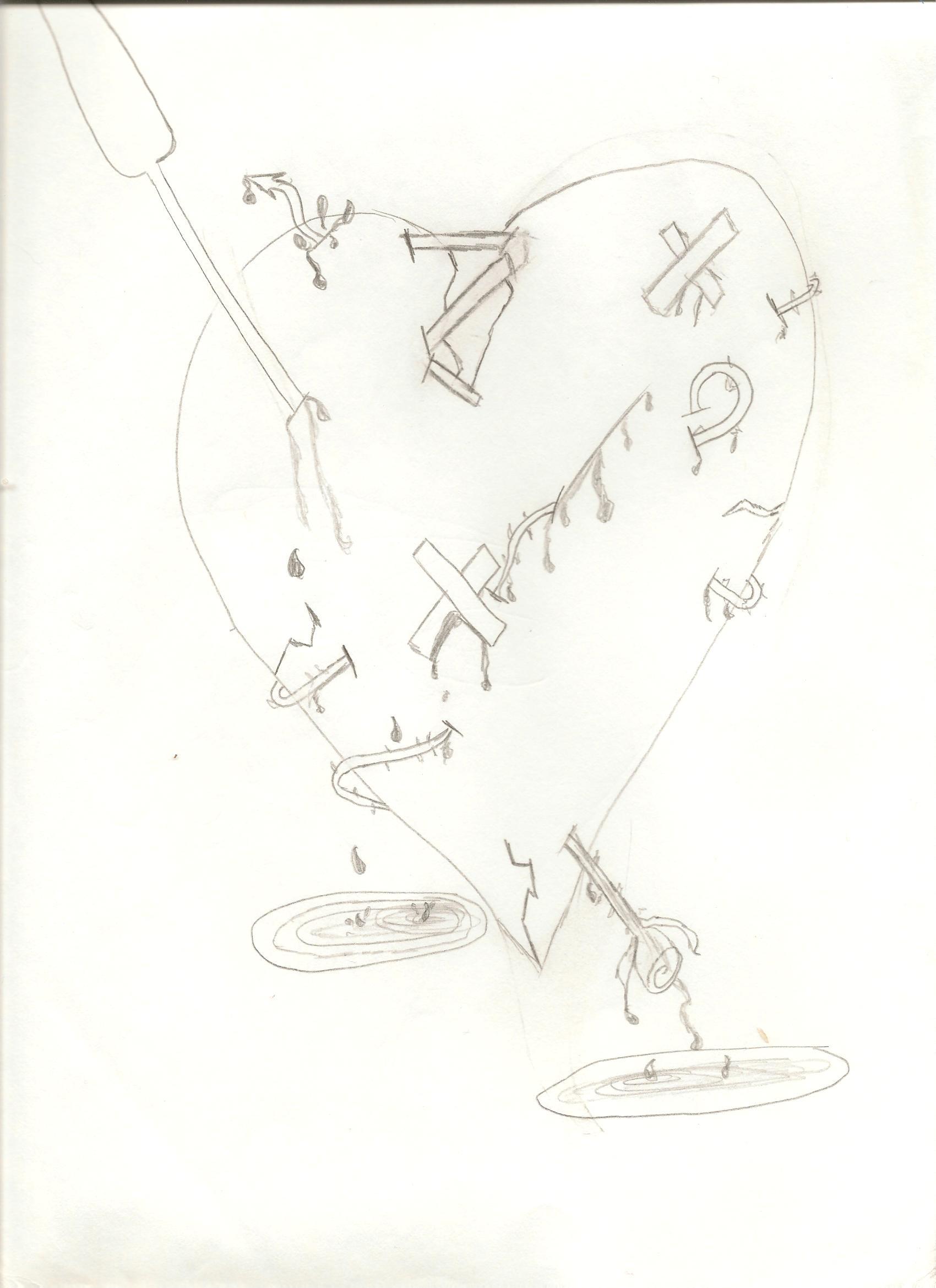 Mutilated Heart