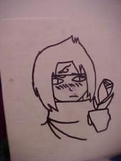 Sasuke's Rose