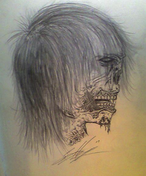 zombie mop top