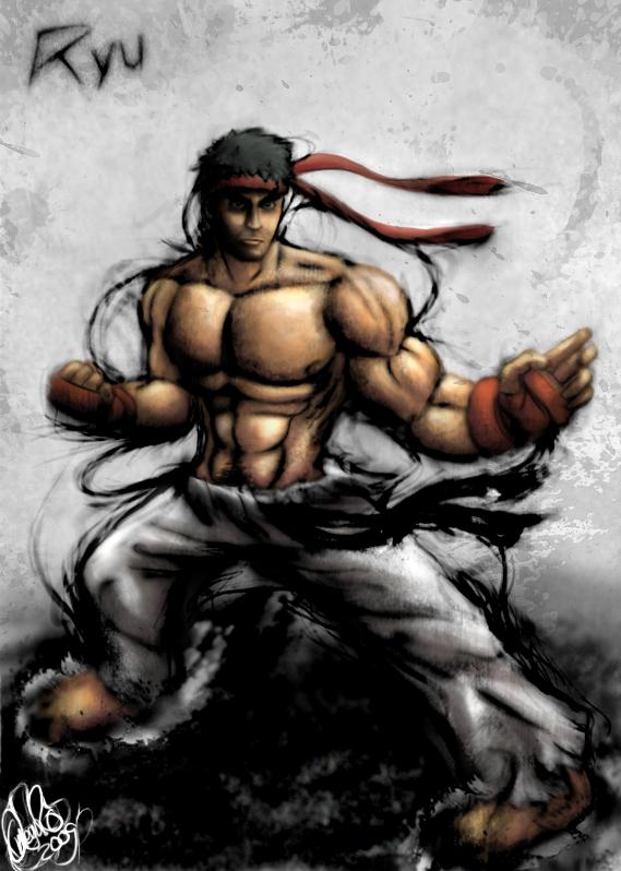 Ryu SFIV