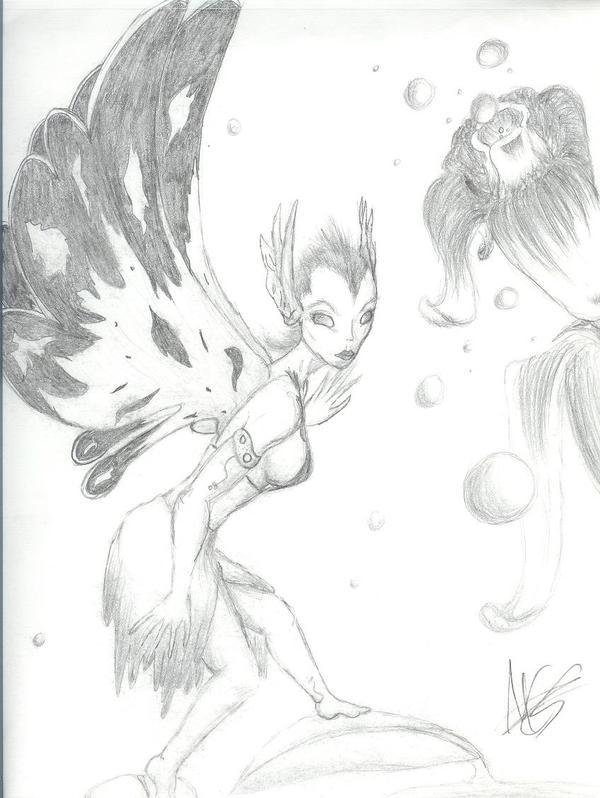 Pixie Doodle