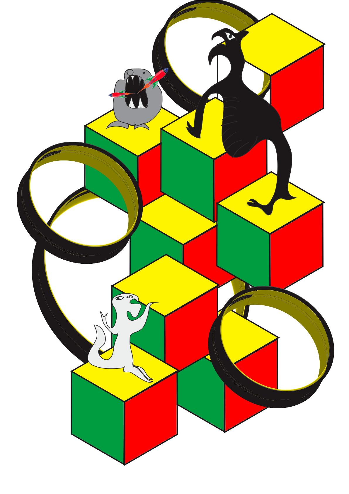 Mindless Cubes